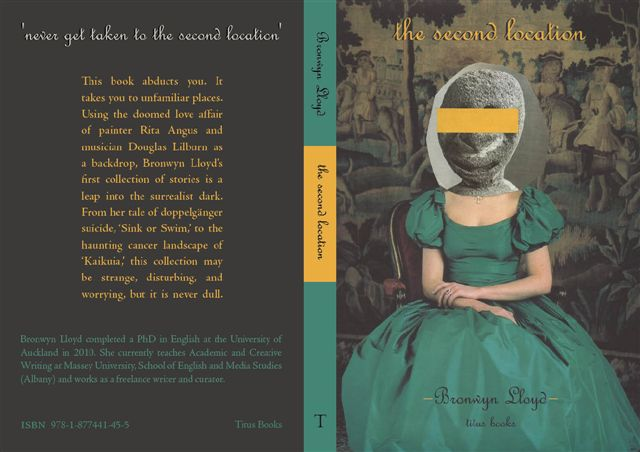 The Second Location by Bronwyn Lloyd