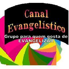 GRUPO CANAL EVANGELÍSTICO NO WHATZAP