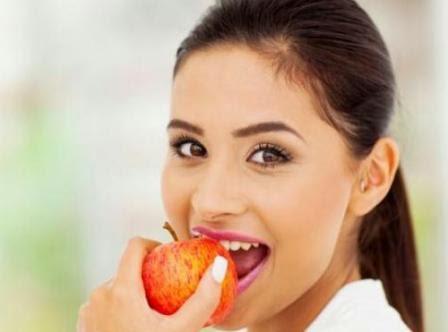 Apel untuk kulit mulus