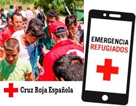 Cruz Roja Refugiados