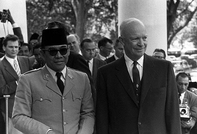 Kisah Soekarno Marah Protokoler Presiden AS Karena Lama Menunggu