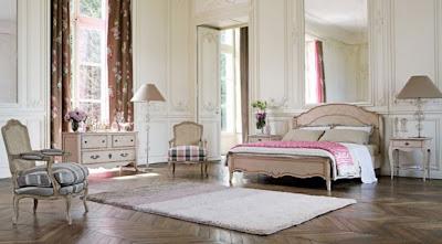 habitación clásica moderna