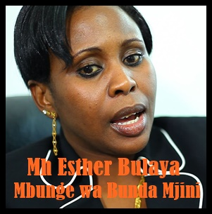 Mh Esther Bulaya