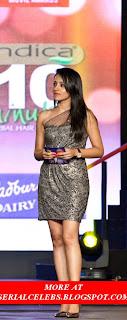 Trisha Krishnan at SIIMA