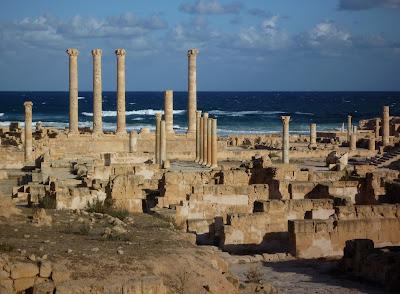 Στα χέρια τζιχαντιστών η ρωμαϊκή πόλη Σαμπράθα στη Λιβύη