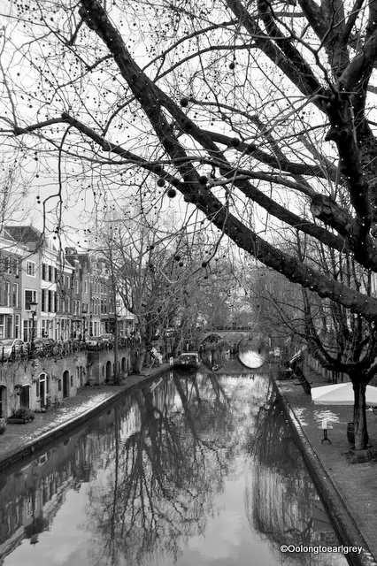 Canal Utrecht, The Netherlands