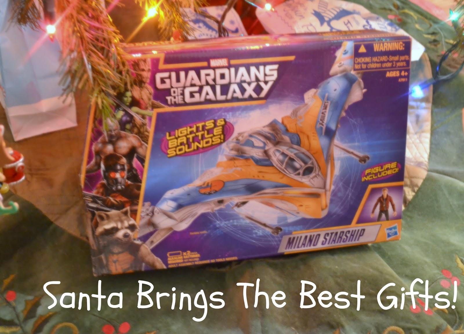 Guardians of the Galaxy, Guardians of the Galaxy soundtrack, Rocket Raccoon, Drax, Stocking Stuffer Ideas for boys
