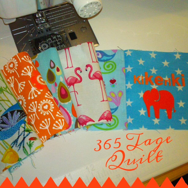 365-Tage Quilt Projekt