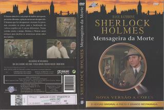 SHERLOCK HOLMES: MENSAGEIRA DA MORTE _ COLORIZADO