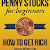 Penny Stocks For Beginners - Free Kindle Non-Fiction