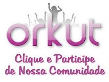 Minha comunidade no Orkut