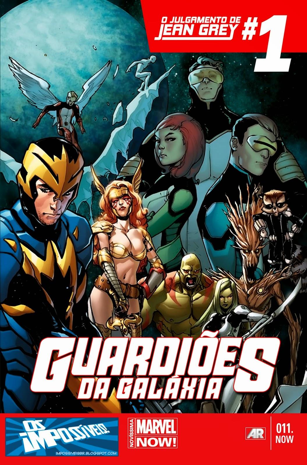 Guardiões da Galáxia #11