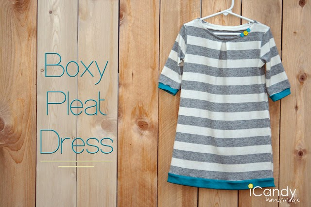 Free pattern transition dress