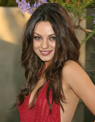 Mila Kunis Leaked Photos 2011
