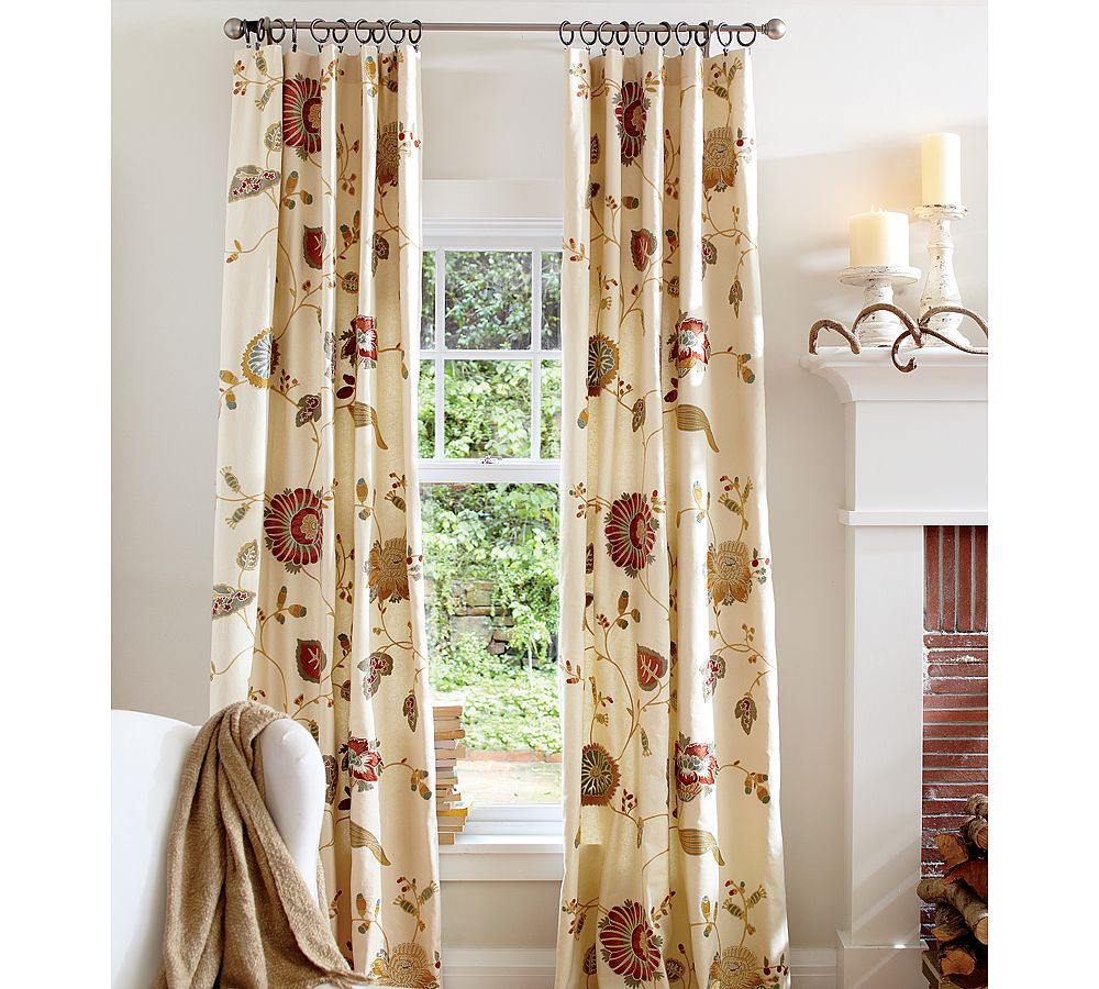 Incircle interiors where to find curtains and drapes for Where to buy curtain panels