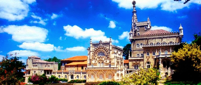 The Bussaco Palace Hotel, Portugal