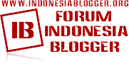 Forum Indonesia Blogger