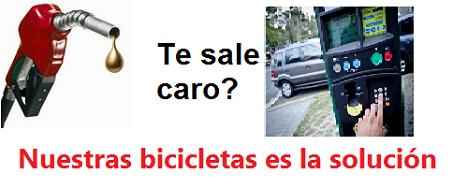 Un problema diario la gasolina, parquímetros, tráfico, tiempo perdido en el auto y más