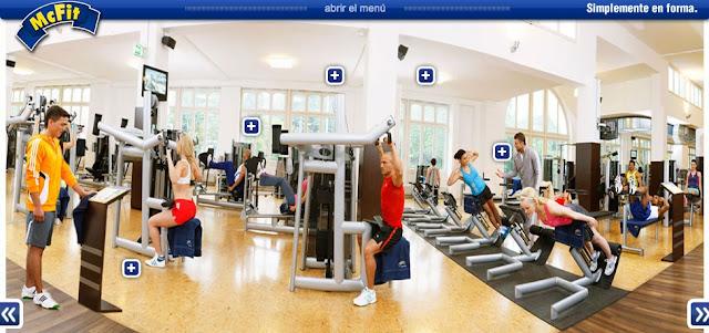 Barakaldo digital la cadena alemana de gimnasios de bajo for Gimnasio mcfit