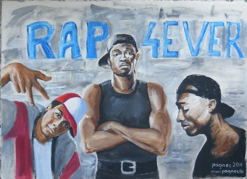 graffiti rap