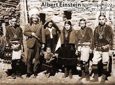 "Albert ""Great Relative"" Einstein"