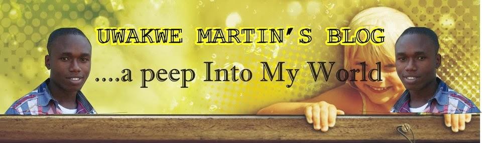 Uwakwe Martin's Blog