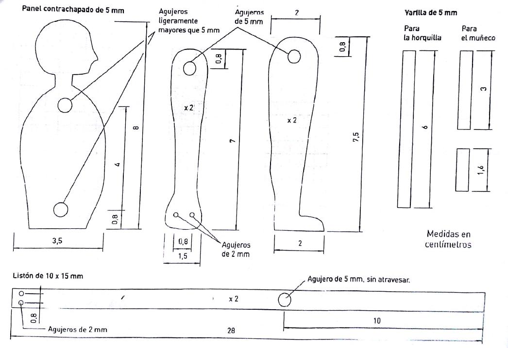 Tecnologies proyecto 1 juguete de madera for Planos de madera