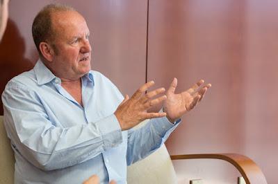 Entrevista Ian Livingstone TLP Tenerife 2015