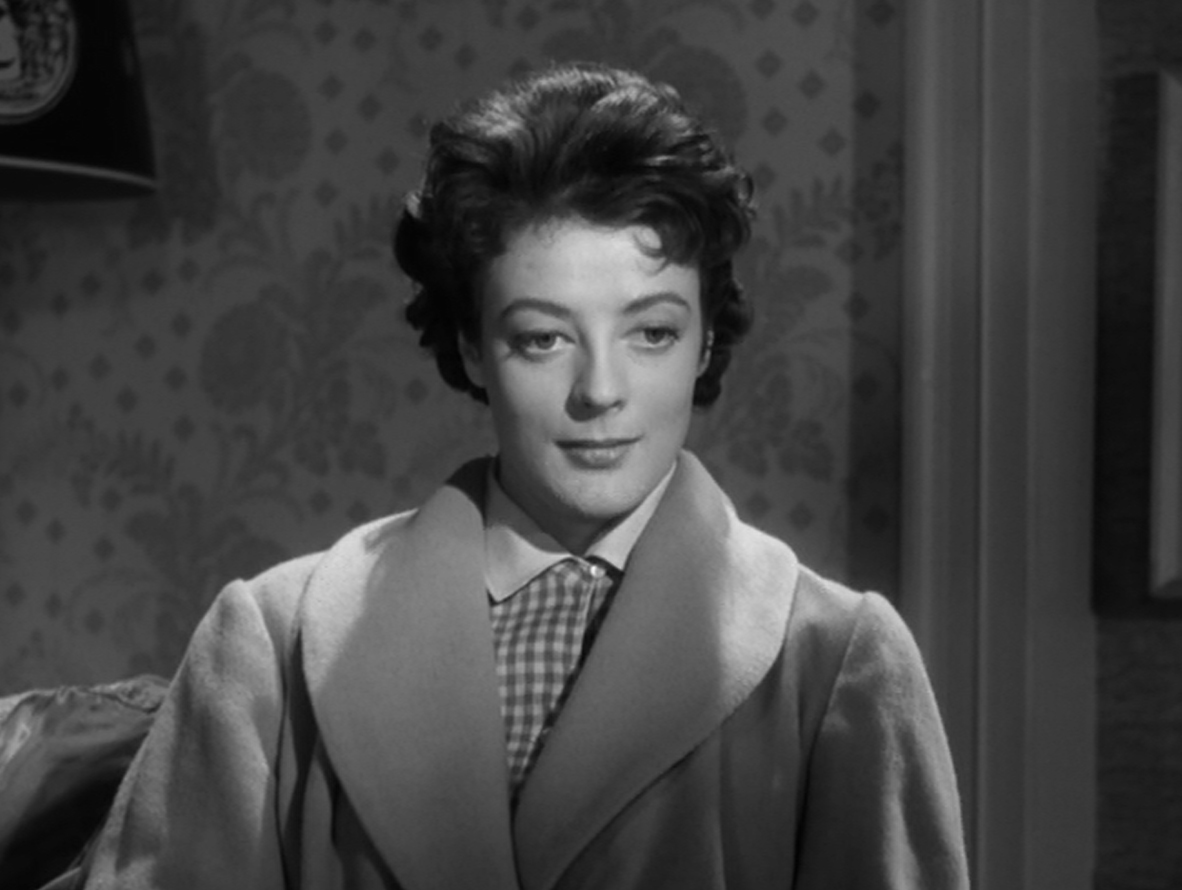 pics for gt maggie smith 1950s