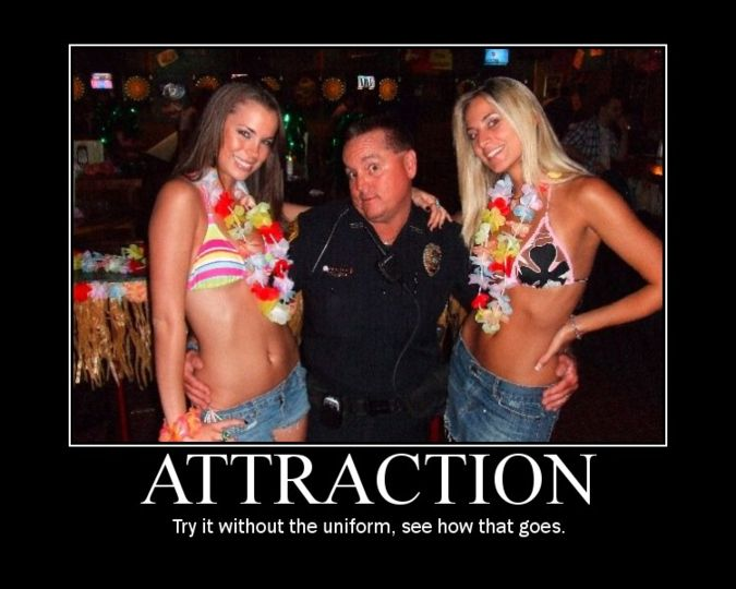 Attraction, See How That Works