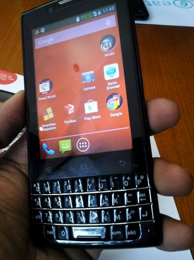 Andromax G2 Touch Qwerty