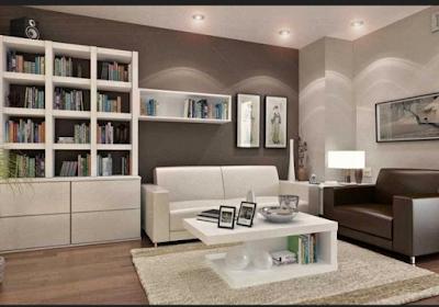Tata Ruang Tamu Rumah Minimalis