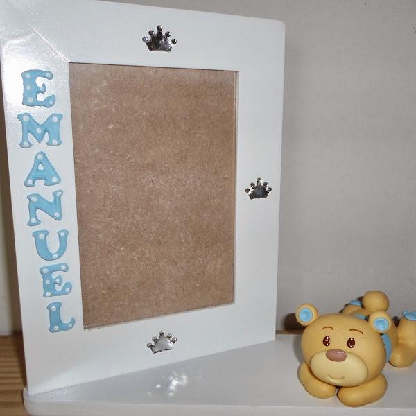 Porta Retrato de Ursinho