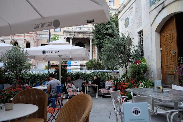 kronotrop - sultanahmet - kahve - istanbul kahve dukkanlari