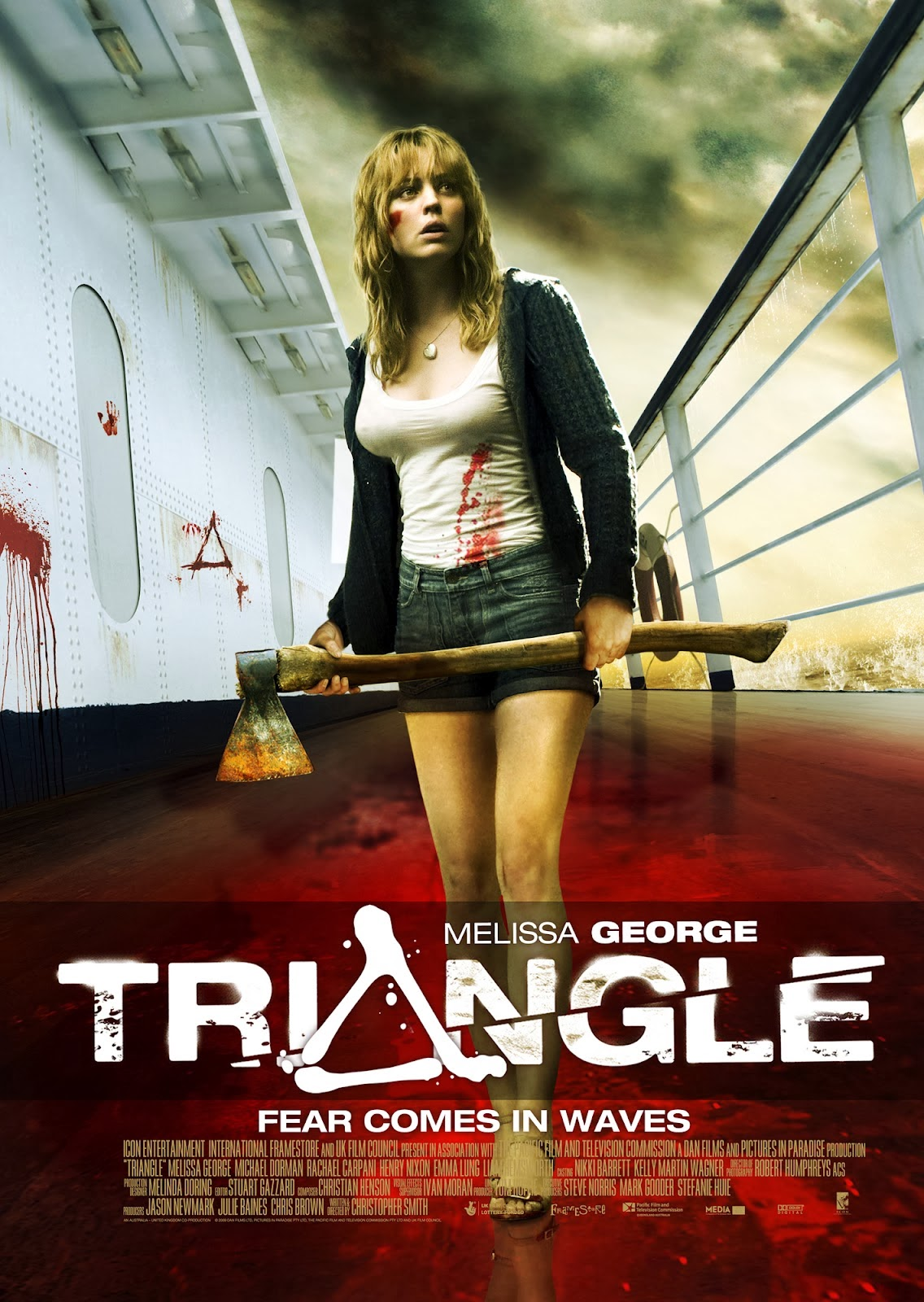 Reviews and reviews of the movie Triangle 88