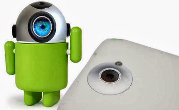 use android phone as webcam pc