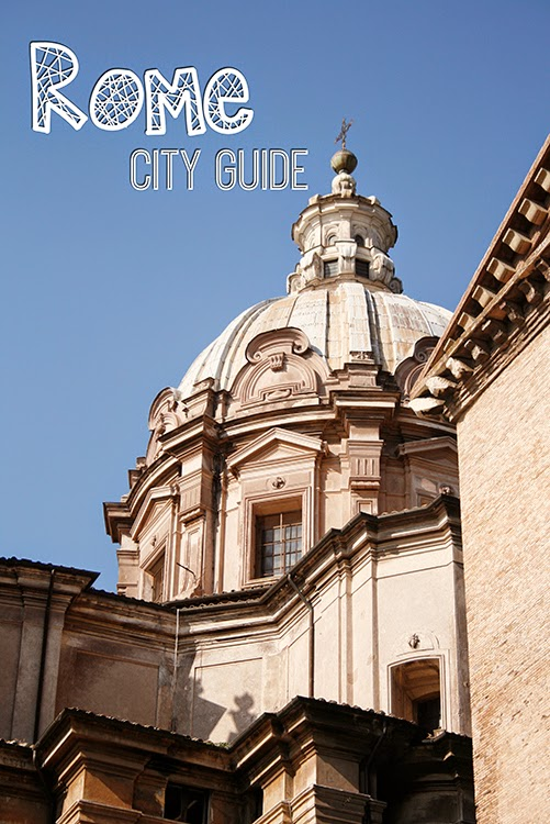 three days in rome guide