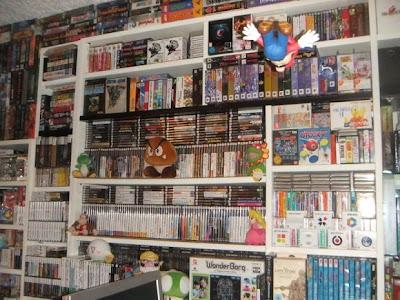 compratore compulsivo videogiochi