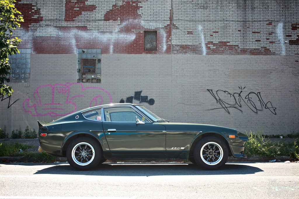 How To Buy A Car Out Of State >> THE STREET PEEP: 1976 Datsun 280Z