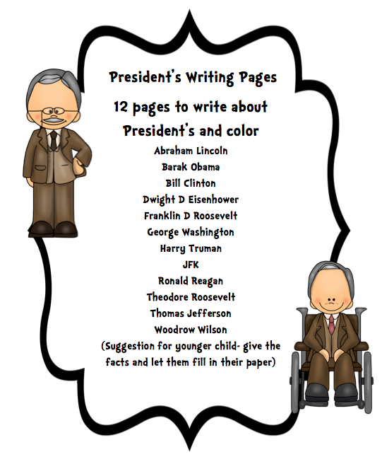 president writing paper Title: president's day themed writing paper author: compiled by t smith publishing subject: print this president's day themed paper in one of three ways.