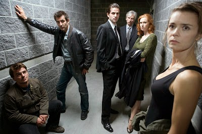 Spiral cast for series 3