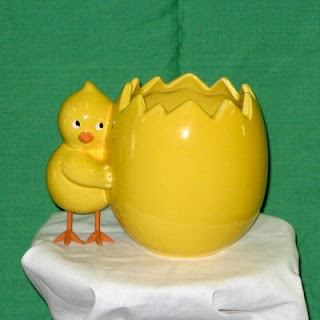 Order Ceramic Baby Chick Planters
