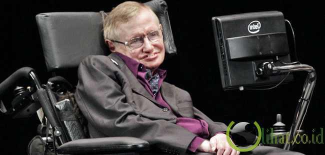 Stephen Hawking  - Kekurangan: Penyakit Motor Neuron