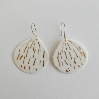 Etsy Lilie Ceramic Jewelry