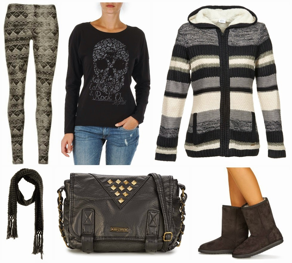 outfit rip curl per halloween