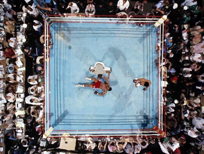 Muhammad Ali vs. Foreman, 1974