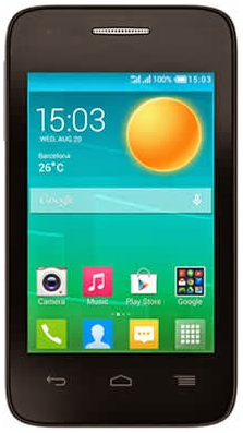 Alcatel Pop D1 Android