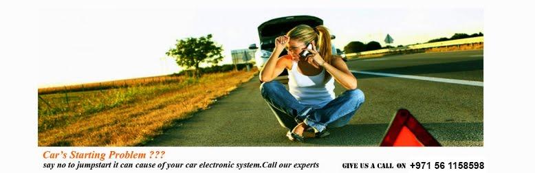 Car Battery Replacement In Dubai