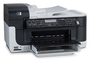HP Officejet J4580 Manual Guide