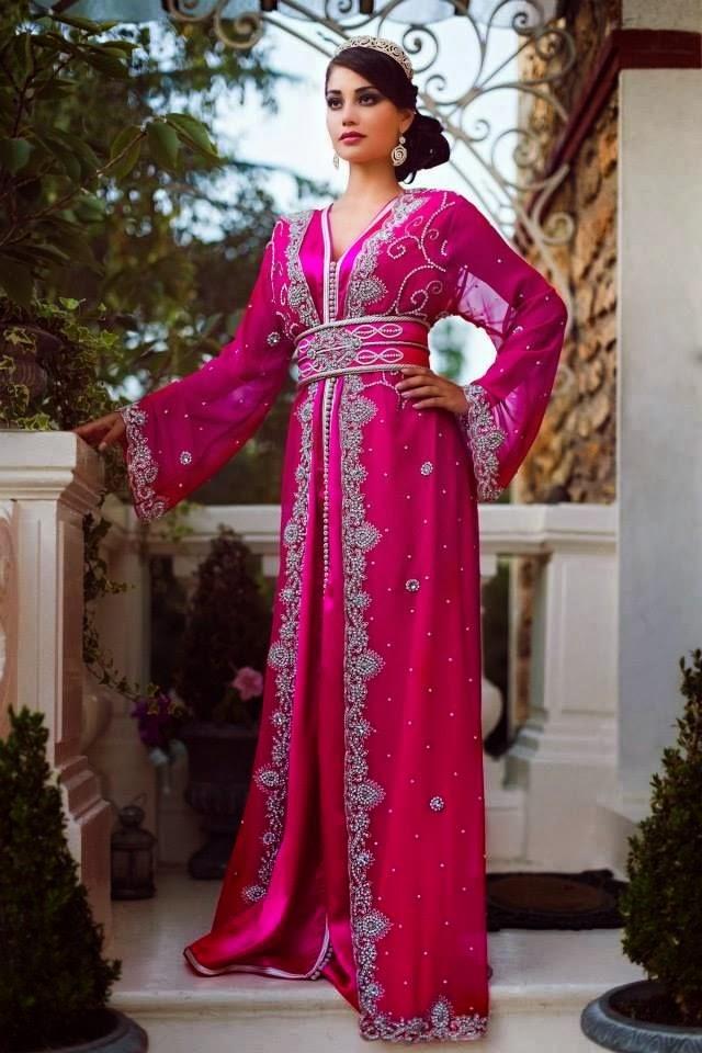caftan marocain luxe 2015